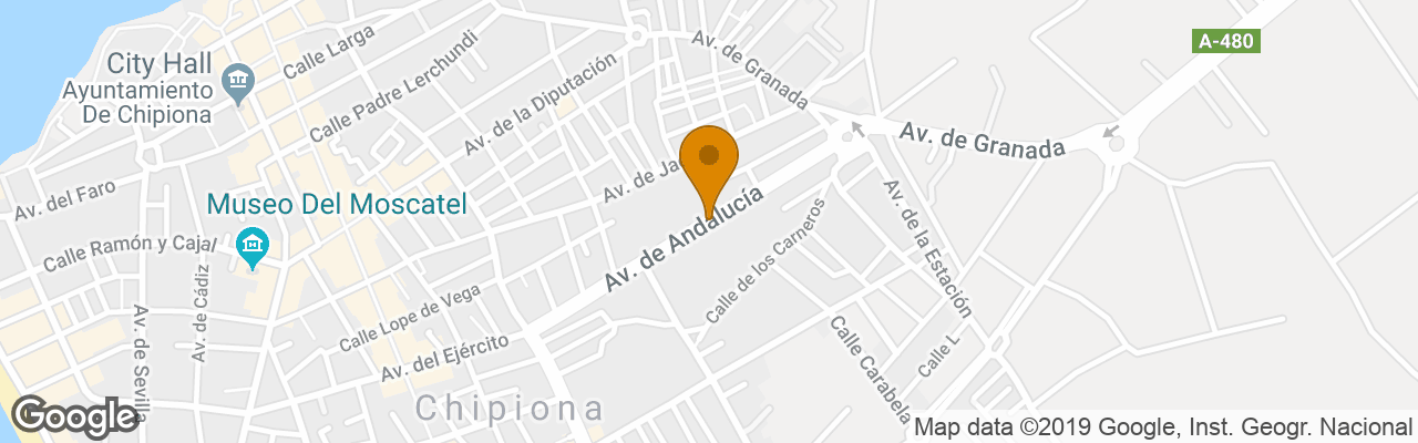 Chipiona Spain Map.Hotel Pinzapa Chipiona Cadiz Spain Prices 2019